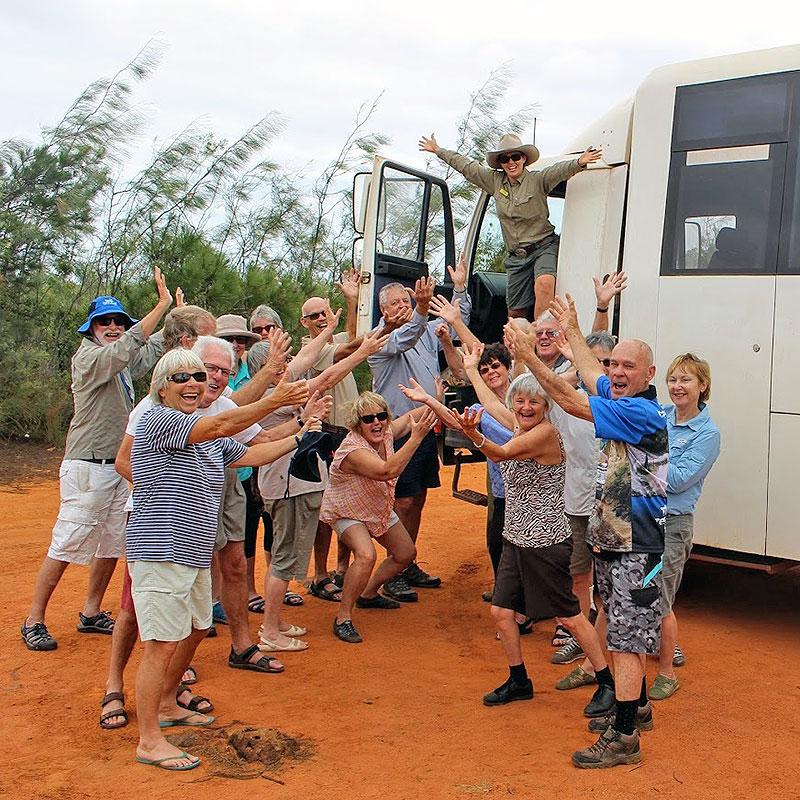CAPE YORK 8 DAY AIR/OVERLAND ACCOMMODATED TOUR.