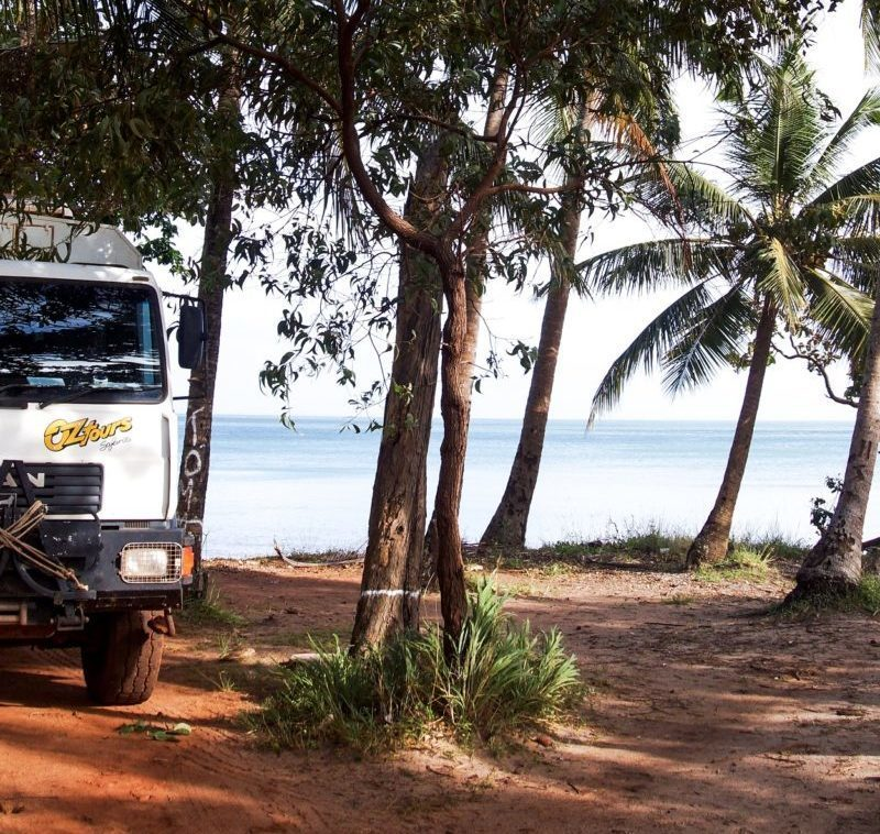 CAPE YORK 8 DAY OVERLAND/AIR ACCOMMODATED TOUR