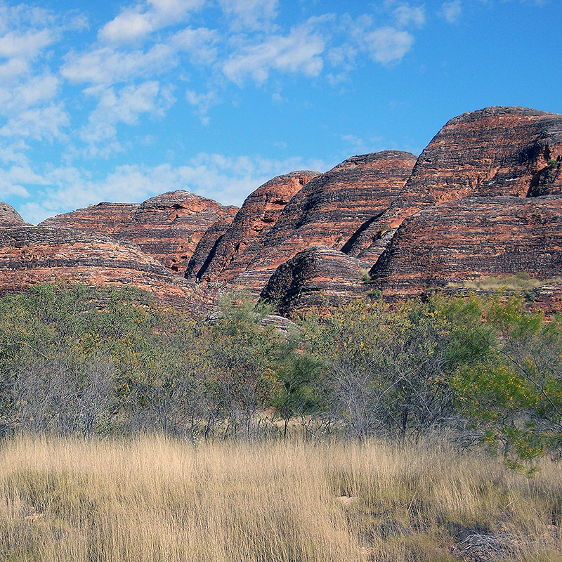 PURNULULU NATIONAL PARK (BUNGLE BUNGLES)