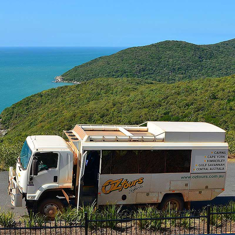 CAPE TRIBULATION, COOKTOWN.