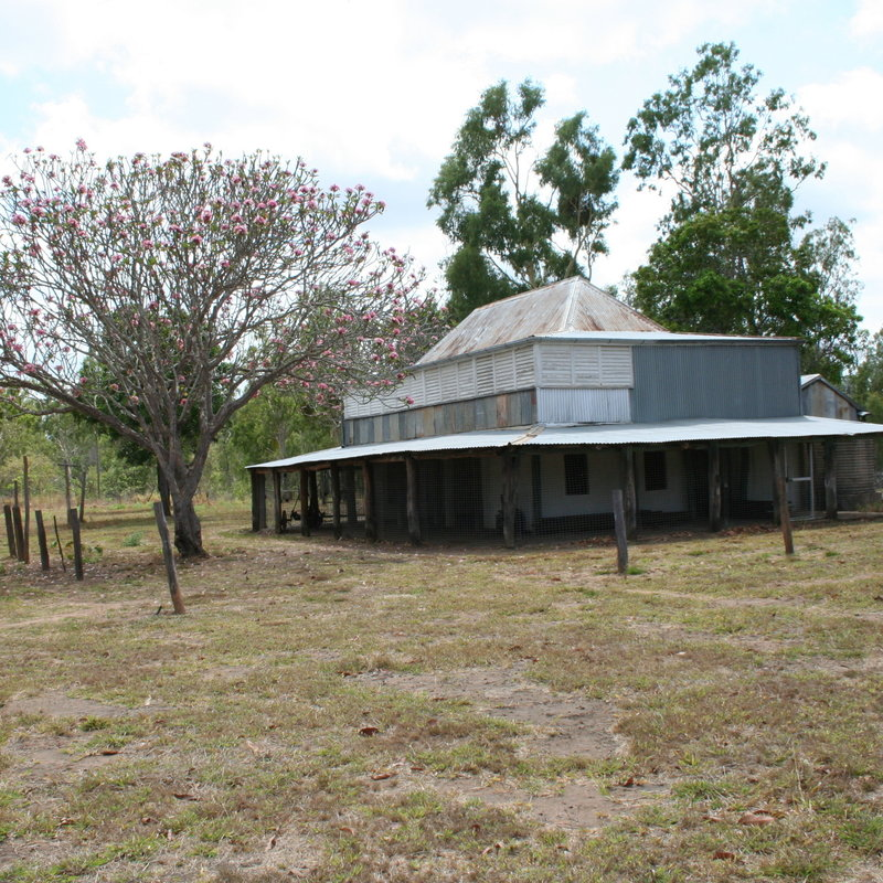 RINYIRRU (LAKEFIELD) NATIONAL PARK, MUSGRAVE TELEGRAPH STATION.